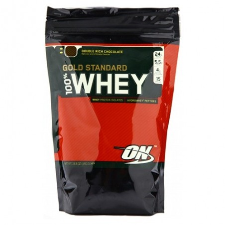 100% Whey Gold Standard® 450g