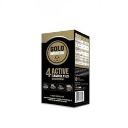 GoldNutrition 4 Active Electrolites
