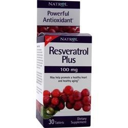 Resveratrol Plus 30 caps