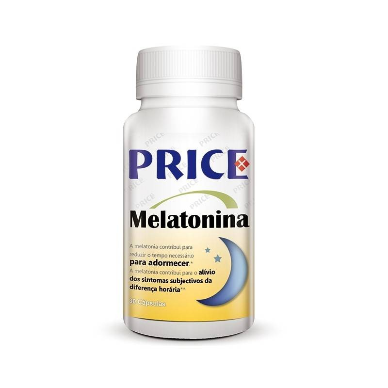 Melatonina 30 caps