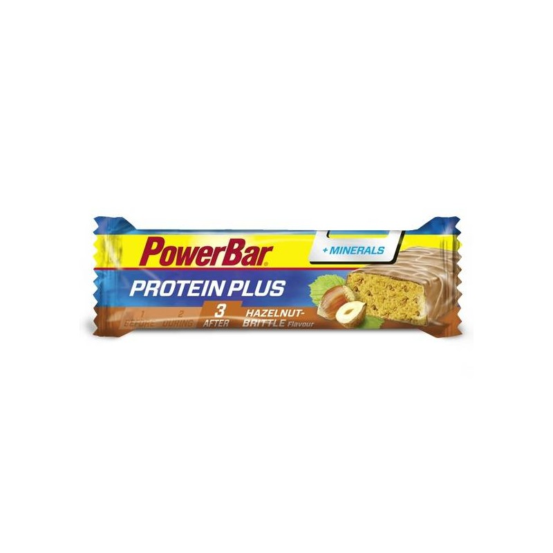 PowerBar Protein Plus + Mineral Bar