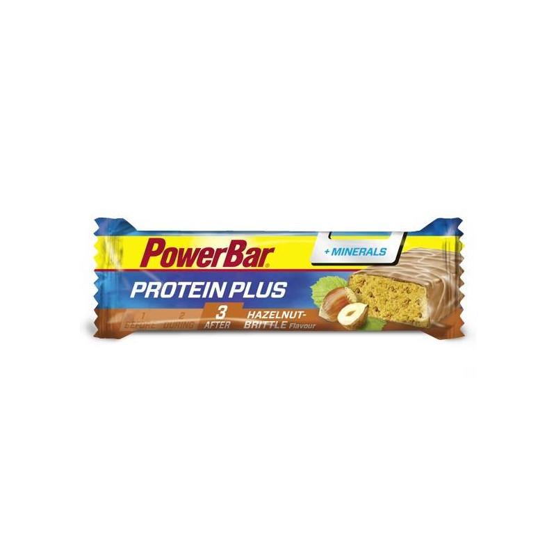 PowerBar Protein Plus + Mineral Bar