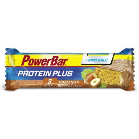 Protein Plus + Mineral Bar 35g