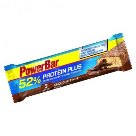 Protein Plus 52% Bar 50g
