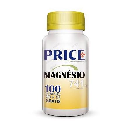 Magnésio 741 - 100 comp