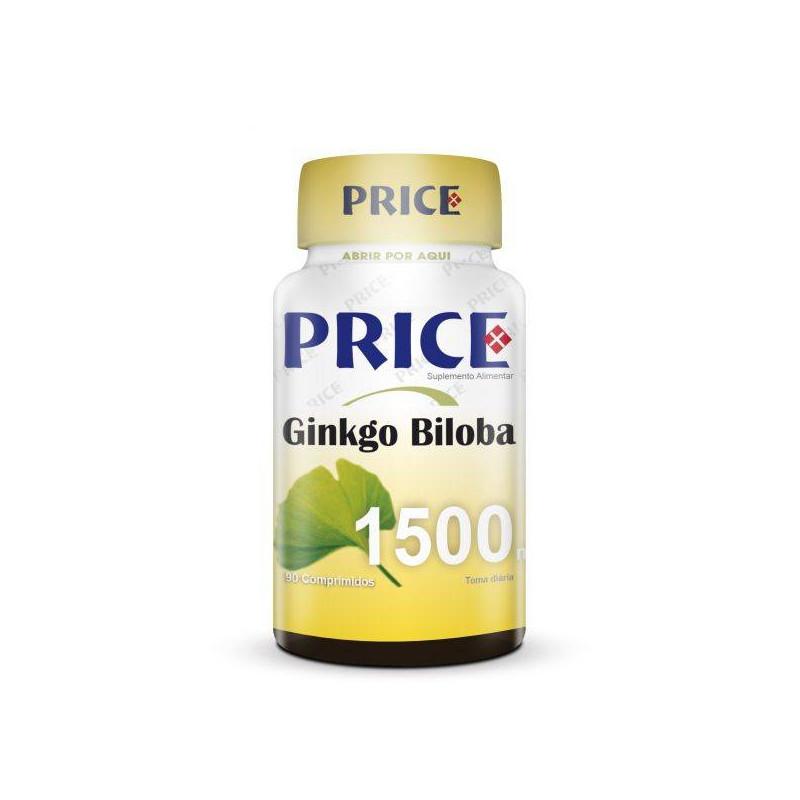 Price Ginkgo Biloba