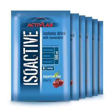 Isoactive Saquetas 31.5 g