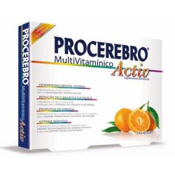 Procerebro Multivitaminico Activ 30 Comp.