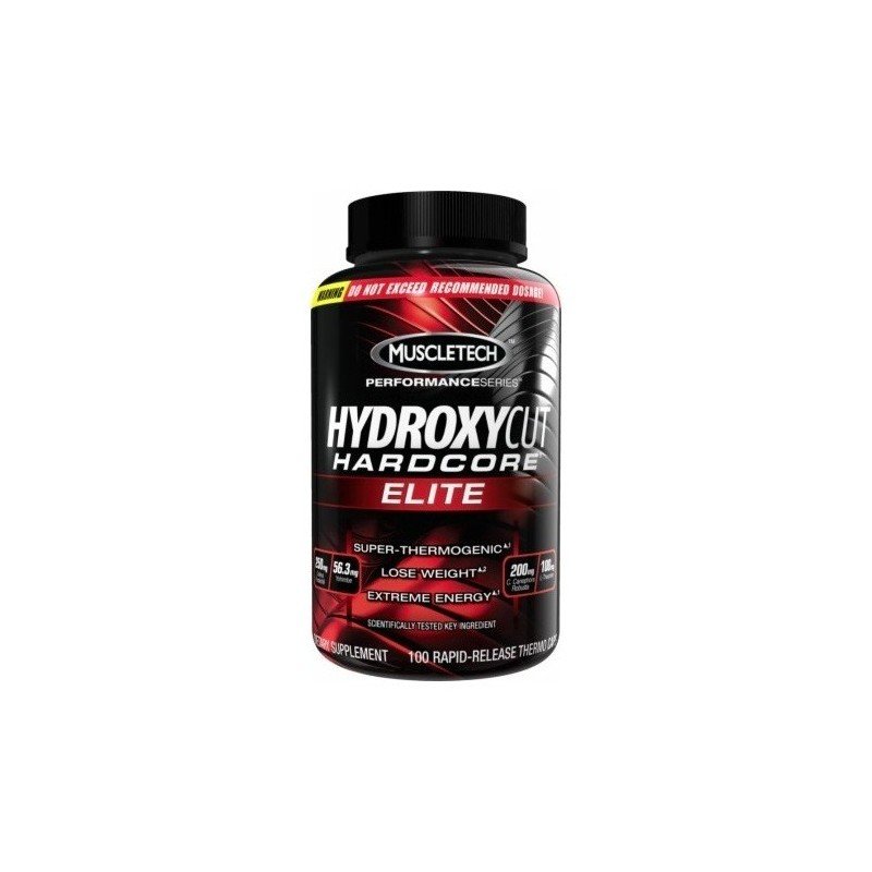Hydroxycut Hardcore Elite 110 caps