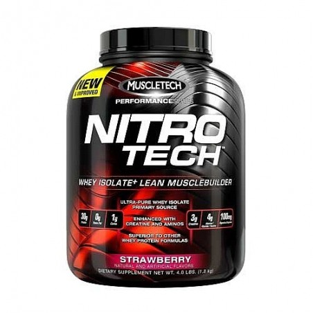 Muscletech Nitro-Tech Performance Series 1800g
