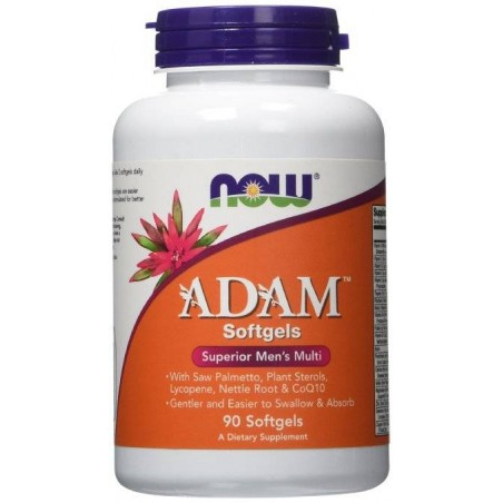ADAM Superior Mens Multi 90 Softgels