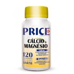 Cálcio + Magnésio 120 comp