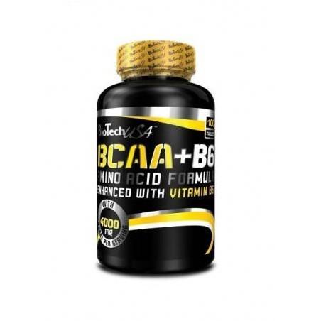 BCAA + B6 100 caps