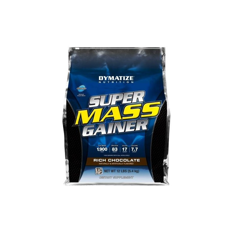 Super Mass Gainer 5443g