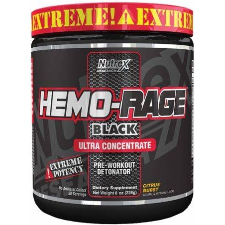 HEMO-RAGE Black Ultra Concentrate 252g
