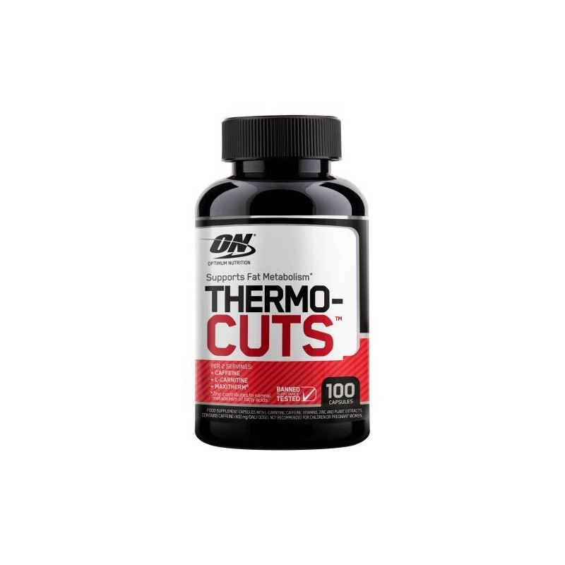 Thermo-Cuts 100 caps
