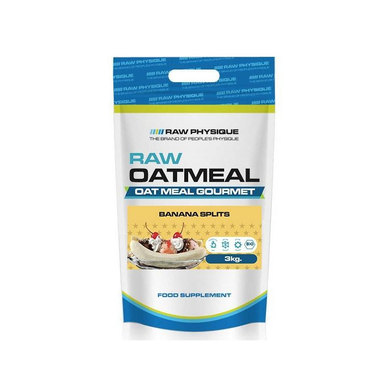 Raw Physique Oatmeal