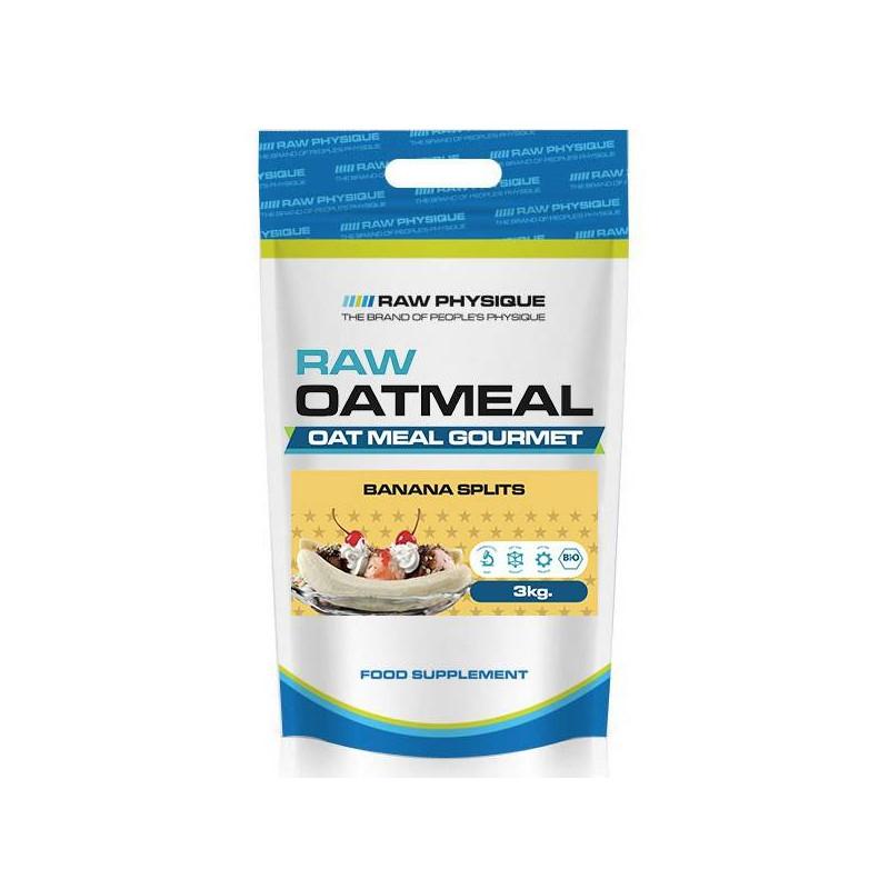Raw OatMeal 3000g