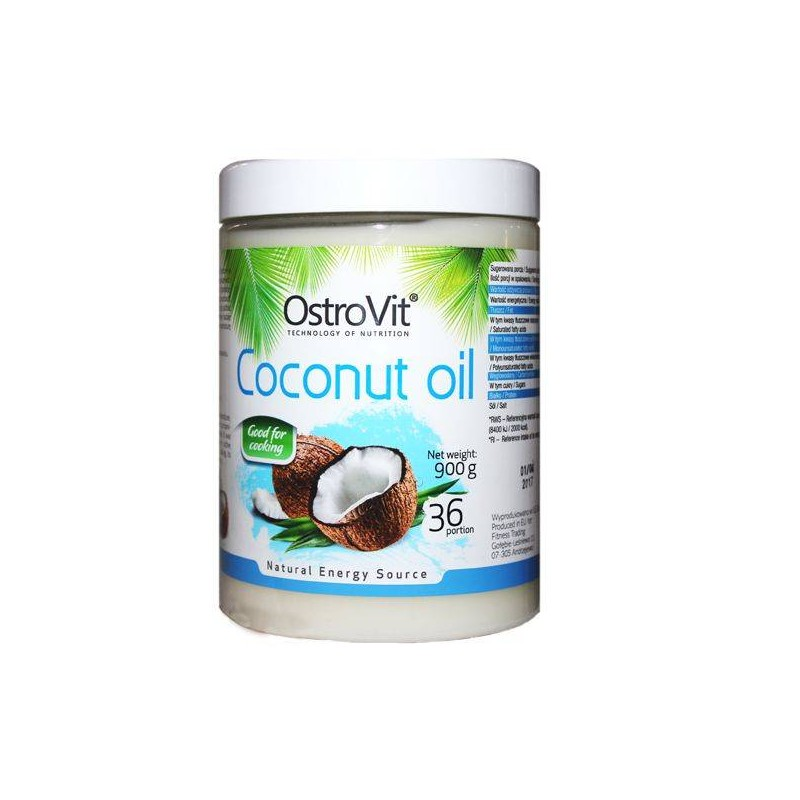 Coconut Oil 900g
