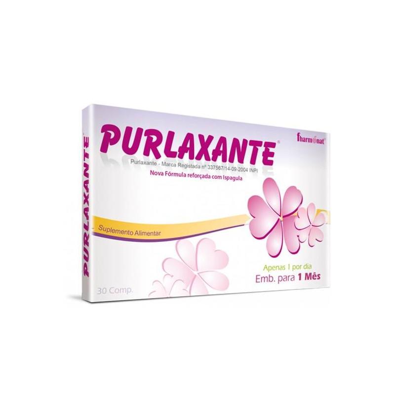 Purlaxante 30 comp