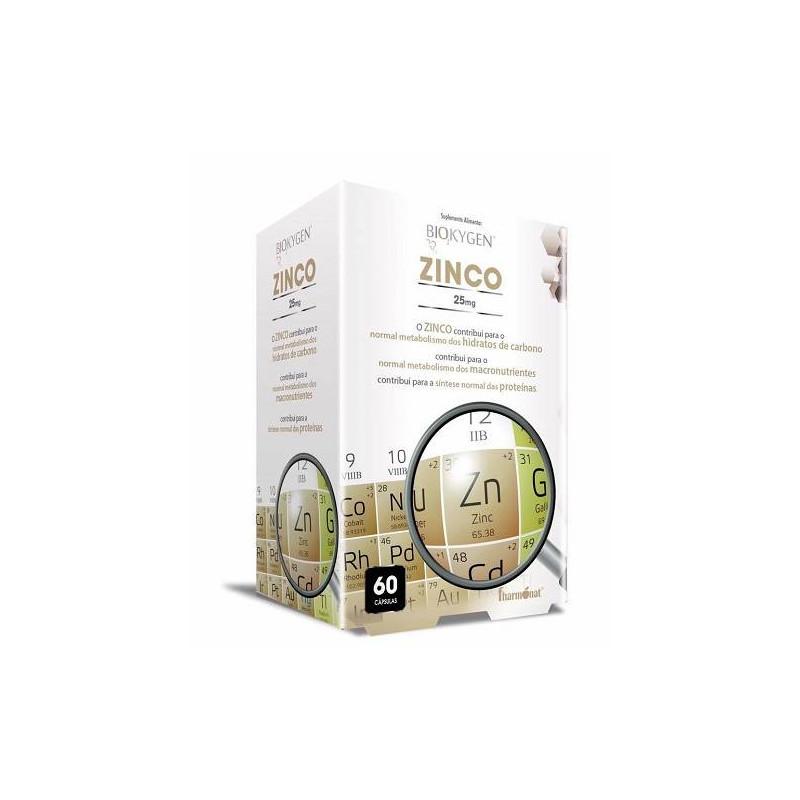 Biokygen Zinco 60 caps
