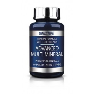 Advanced Multi Mineral 60 tabs