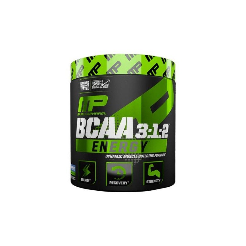 BCAA 3:1:2 Energy 30 servings