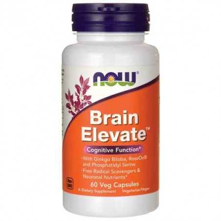 Now Foods Brain Elevate