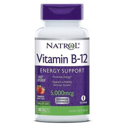 Vitamin B-12 - 5000mcg 100 tabs