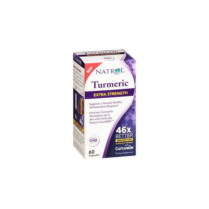 Turmeric Extra Strength 60 caps