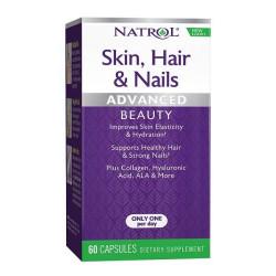 Skin Hair Nails 60 caps
