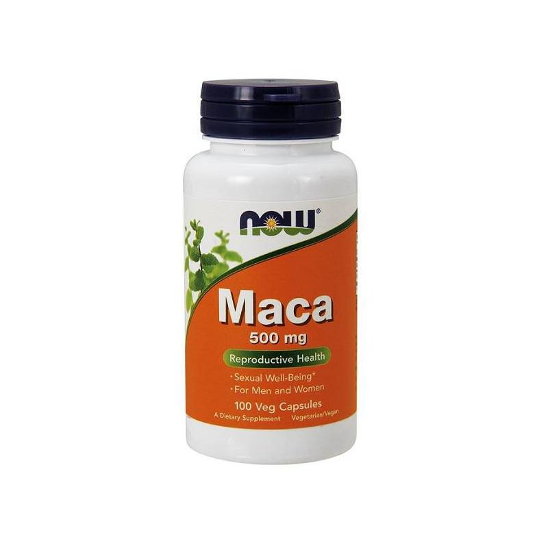 Maca 500 mg 100 vcaps