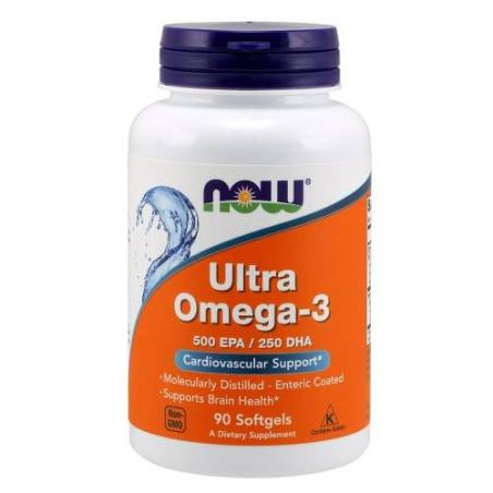Ultra Omega 3 90 Sgels