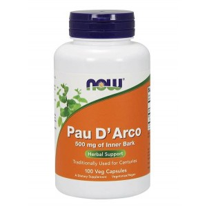 NOW® Foods Pau D'Arco