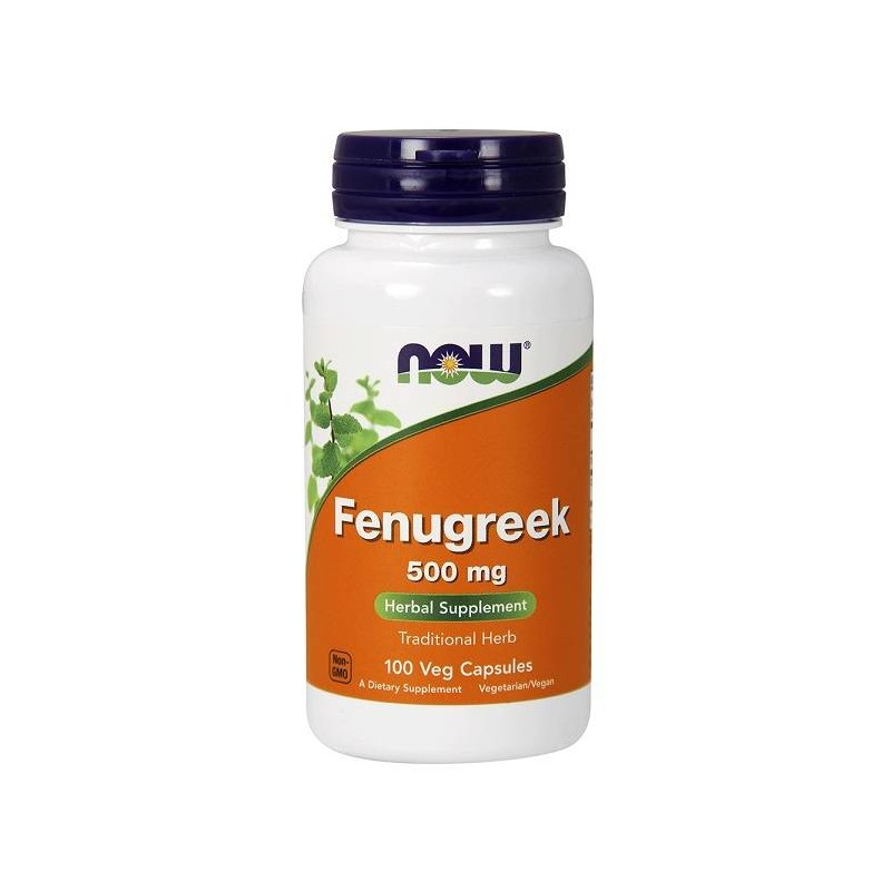 Fenugreek 500 mg 100 vcaps