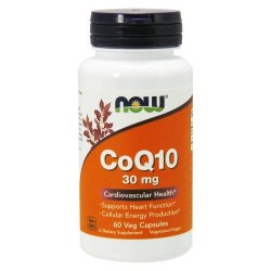 NOW Foods CoQ10 30mg