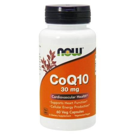 CoQ10 30 mg 60 vcaps