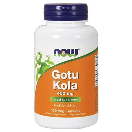 Gotu Kola 450mg - 100 Vcaps
