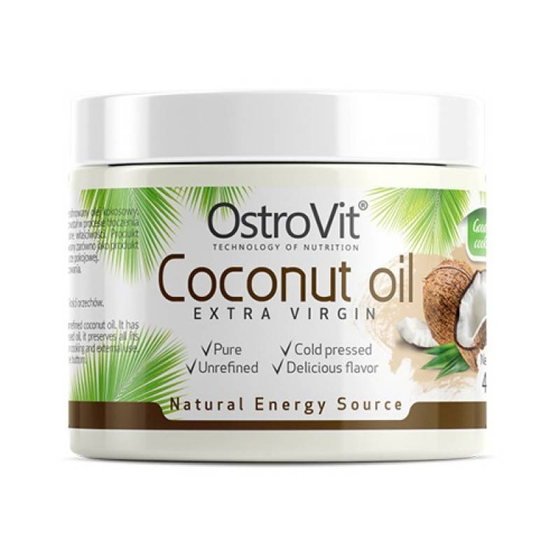 Coconut Oil Extra Virgin 400g