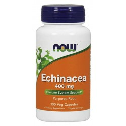 Echinacea Purpurea Root 400 mg 100 veg caps