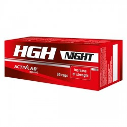Activlab HGH Night
