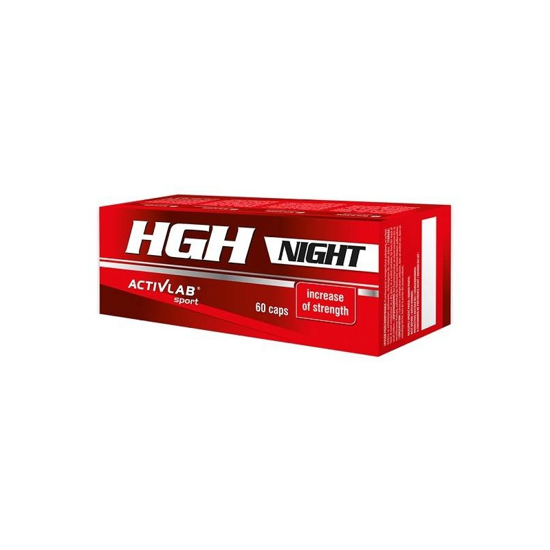 HGH Night 60 caps