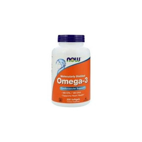 Omega 3 - 200 Softgels
