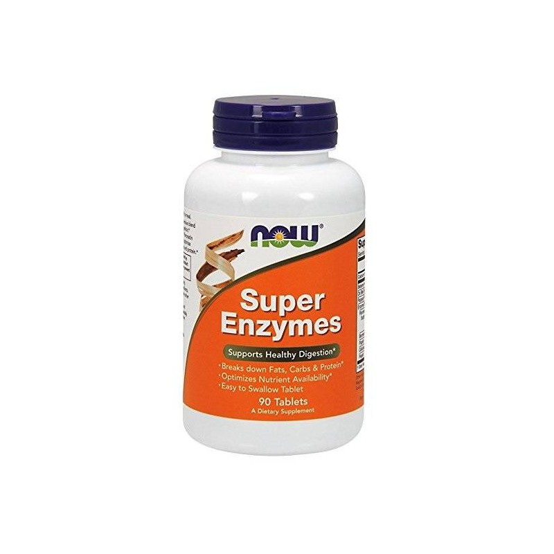 Super Enzymes 90 tabs