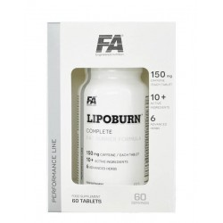 LipoBurn® 60 tabs