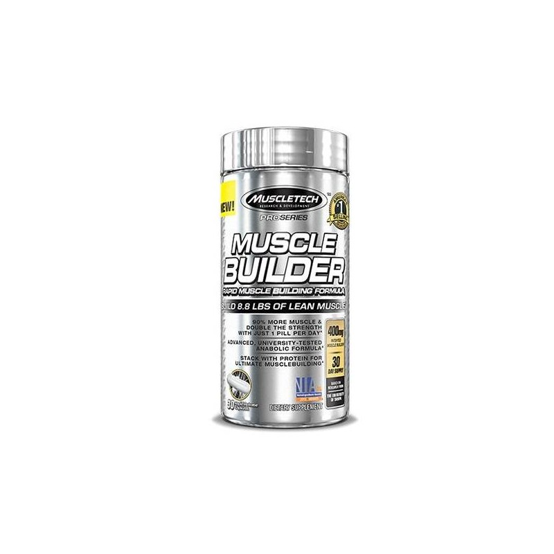 Pro Series Muscle Builder 30 caps