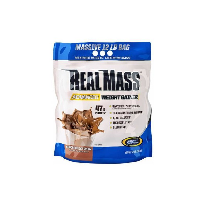 Gaspari Nutrition Real Mass Advanced