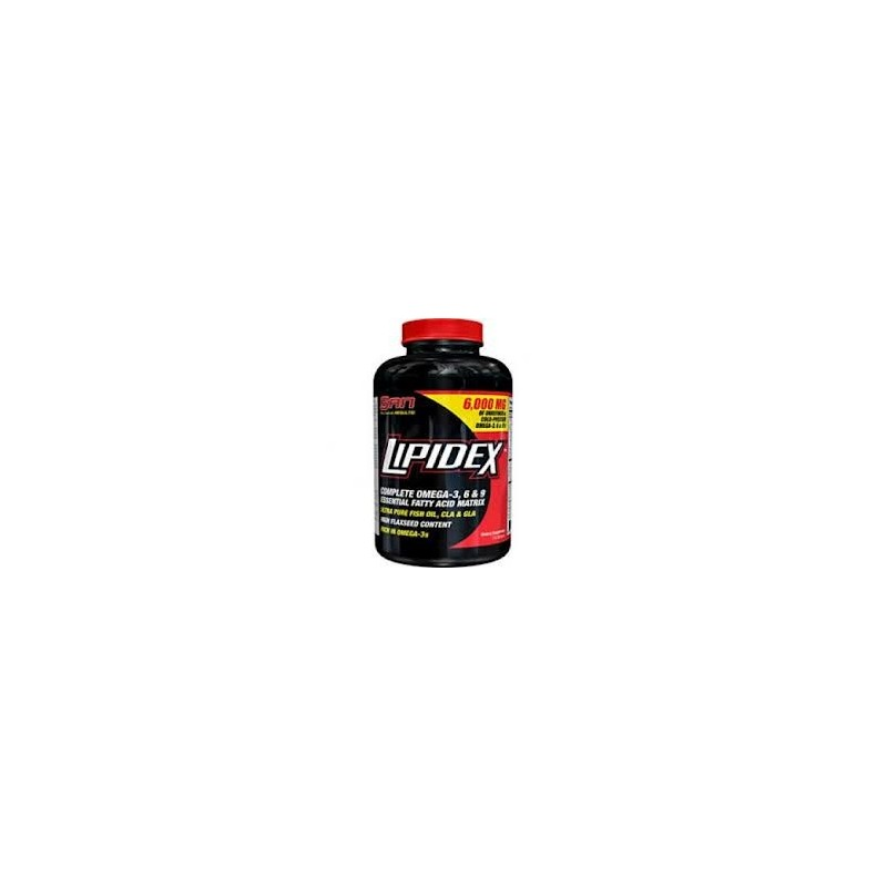 Lipidex 180 softgels