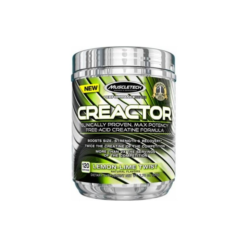 Creactor 120 servings