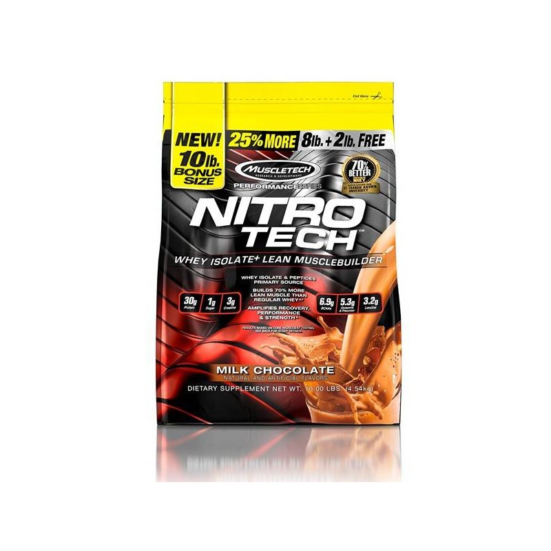 Nitro-Tech Performance Series 4540g